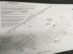 Horizontal Stabilizer drawing