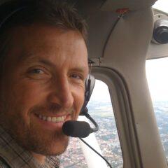 Pilot Peter Aringer